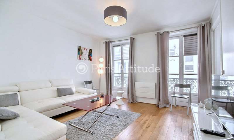 Rent Apartment 1 Bedroom 36m² Cité de l'Alma, 75007 Paris