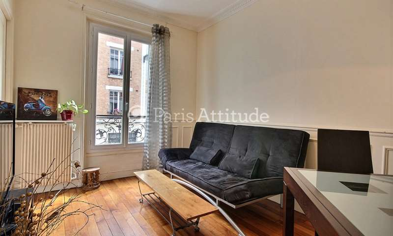 Rent Apartment 2 Bedrooms 45m² rue Paul Fort, 14 Paris