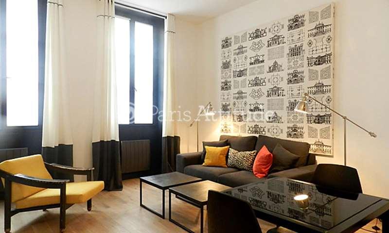Location Appartement 1 Chambre 38m² rue Henri Barbusse, 5 Paris