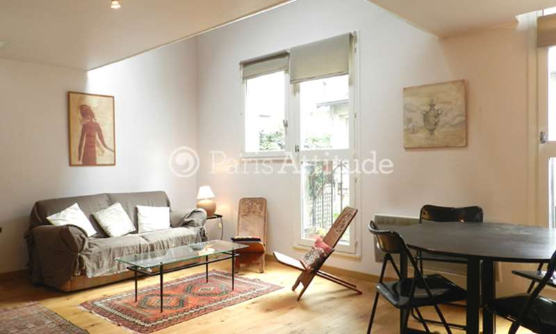 Rent Duplex Alcove Studio 40m² rue de Reims, 75013 Paris