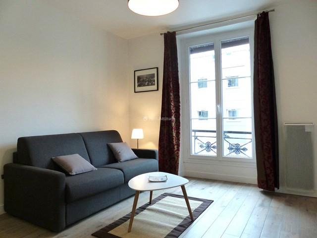 Rent Apartment Studio 19m² rue de Sevres, 75015 Paris