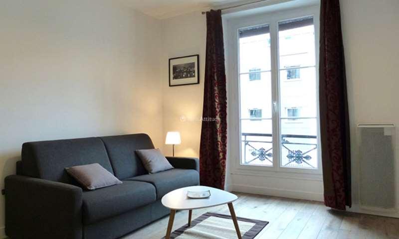 Location Appartement Studio 19m² rue de Sevres, 15 Paris