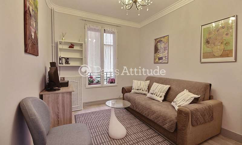 Rent Apartment 1 Bedroom 33m² rue de Solferino, 92100 Boulogne Billancourt