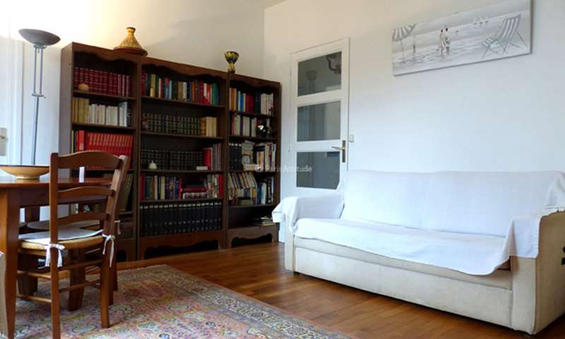 Rent Apartment 1 Bedroom 50m² rue George Eastman, 75013 Paris