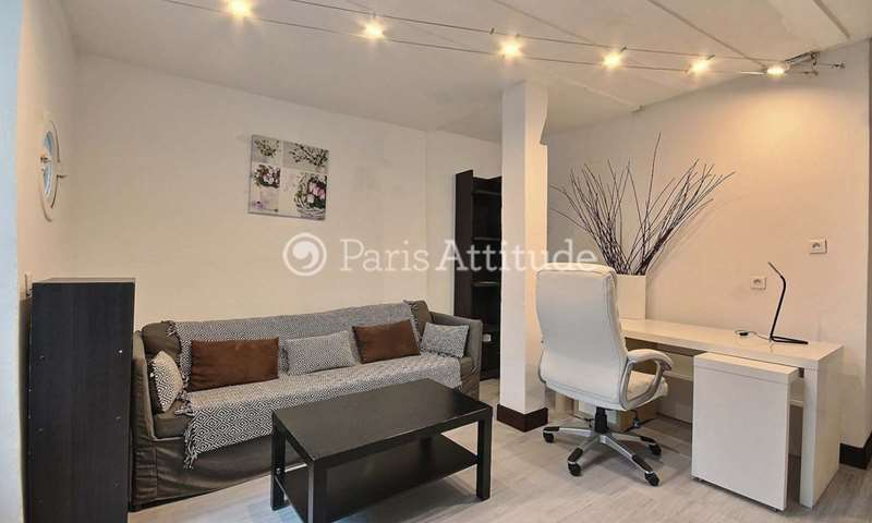 Location Appartement 1 Chambre 45m² rue Volta, 3 Paris