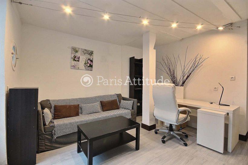 Louer Appartement meublé 1 Chambre 45m² rue Volta, 75003 Paris