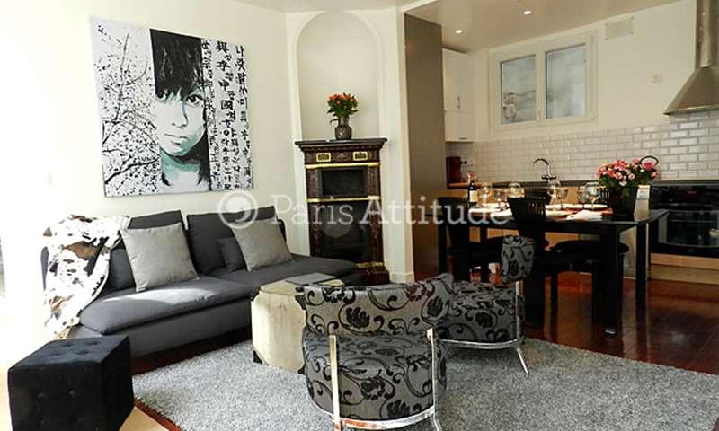 Rent Apartment 2 Bedroom 62m² rue Rambuteau, 75003 Paris