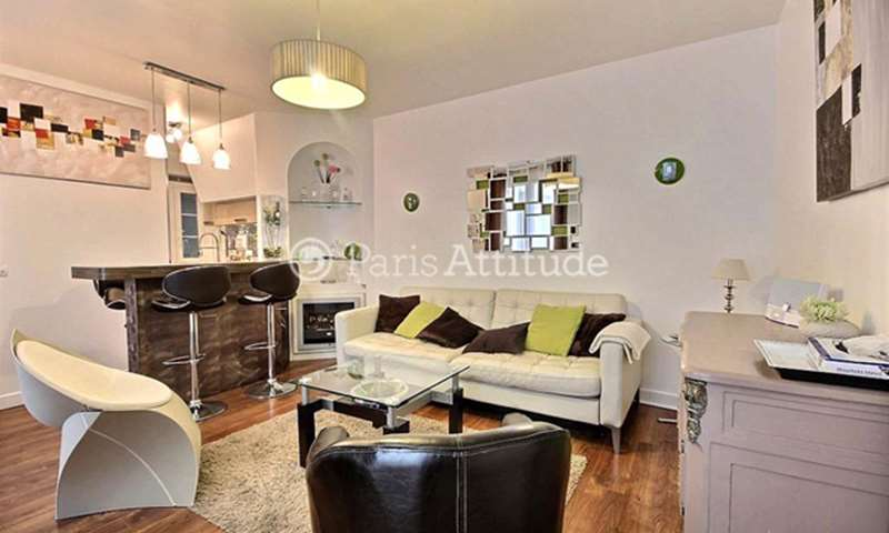 Rent Apartment 1 Bedroom 35m² rue de Varenne, 75007 Paris