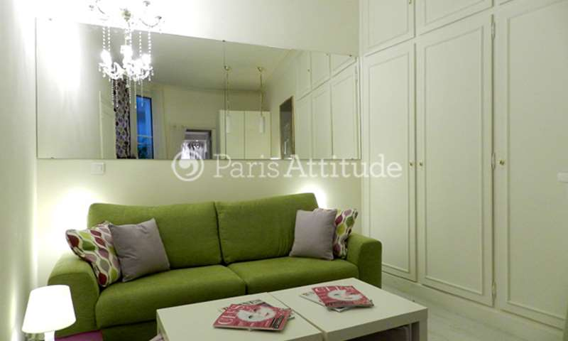 Rent Apartment 1 Bedroom 30m² rue Saint Honore, 75001 Paris