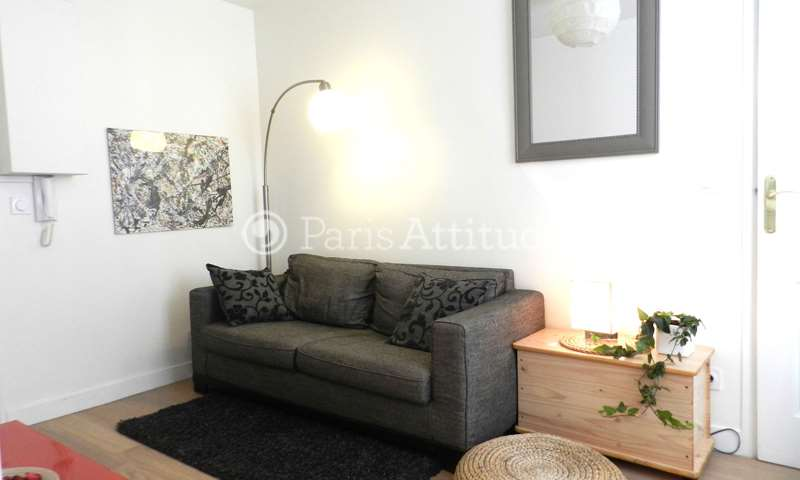Rent Apartment 1 Bedroom 26m² rue Sauffroy, 17 Paris