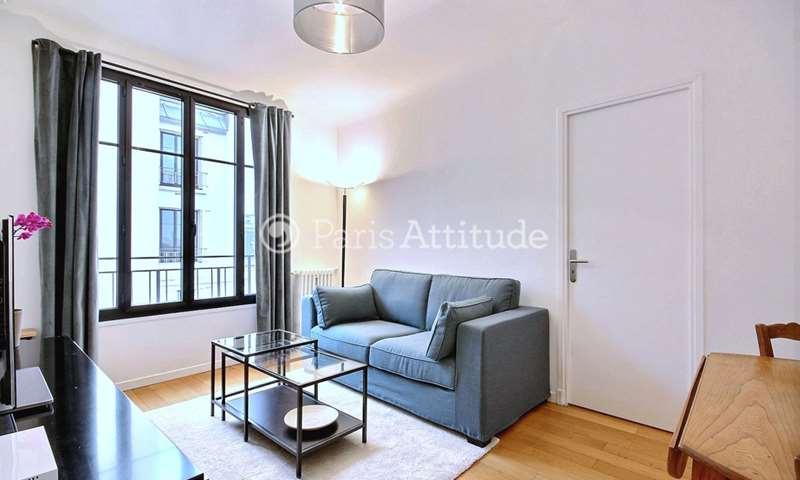 Rent Apartment 1 Bedroom 40m² rue Pau Casals, 92100 Boulogne Billancourt