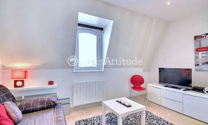 Rent Apartment Studio 20m² avenue Foch, 16 Paris