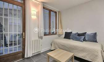 Location Appartement Studio 19m² rue Le Regrattier, 4 Paris