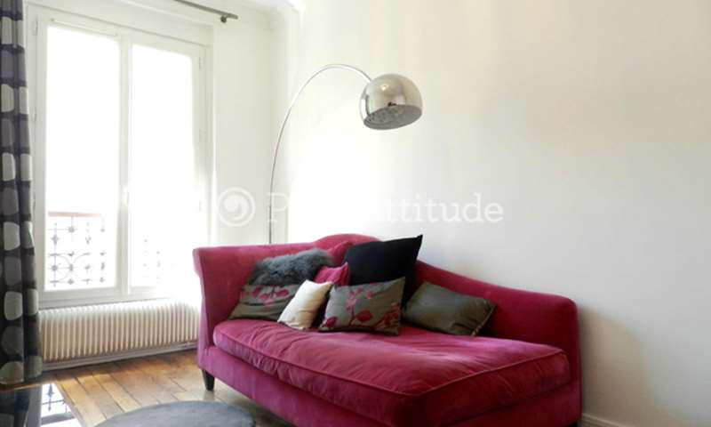 Rent Apartment 1 Bedroom 34m² rue de Tanger, 19 Paris