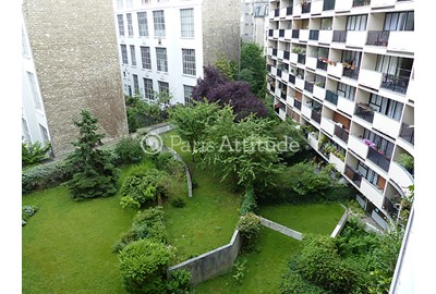 Louer un appartement paris 75018 59m montmartre ref for Le jardin custine 75018