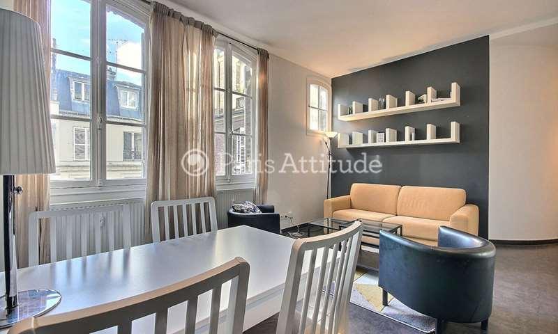 Rent Apartment 1 Bedroom 39m² rue de la Bienfaisance, 8 Paris