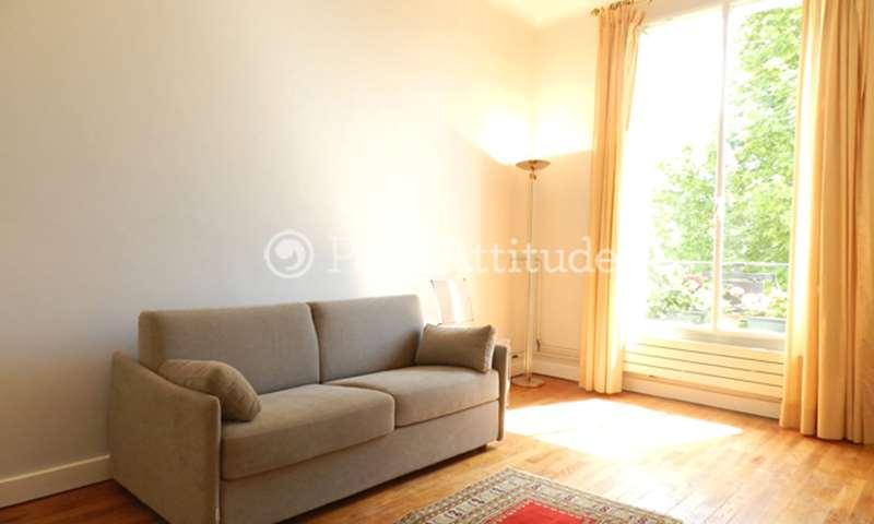 Location Appartement 1 Chambre 58m² boulevard Suchet, 75016 Paris