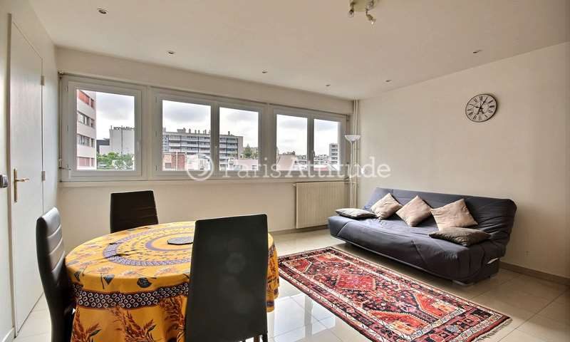Rent Apartment 1 Bedroom 52m² rue Michel Ange, 75016 Paris