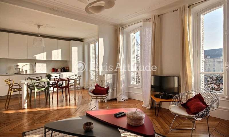 Rent Apartment 2 Bedrooms 82m² boulevard de La Tour Maubourg, 7 Paris