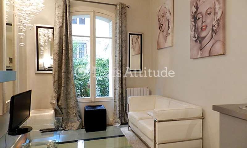 Location Appartement 2 Chambres 41m² rue de Chaillot, 16 Paris