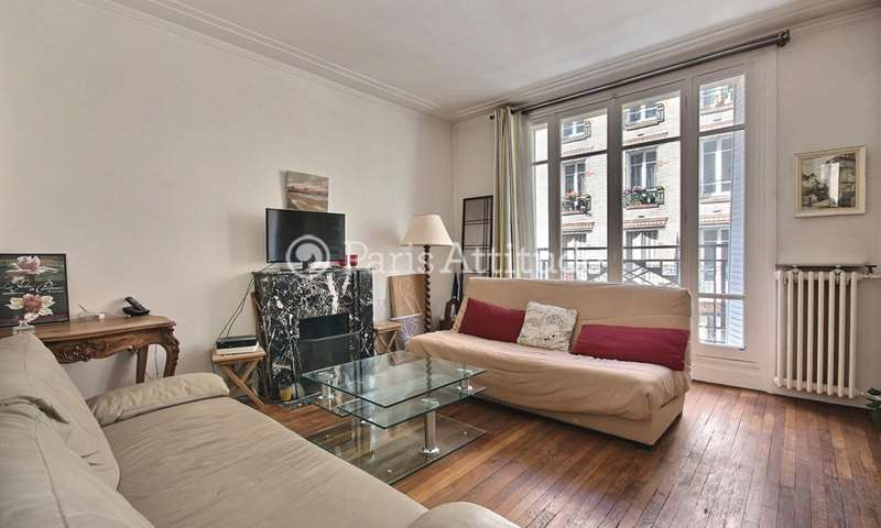 Rent Apartment 1 Bedroom 48m² rue Beccaria, 12 Paris