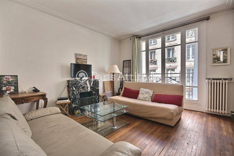 Rent furnished Apartment 1 Bedroom 48m² rue Beccaria, 75012 Paris