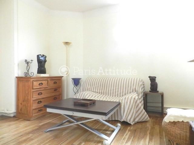 Rent Apartment 1 Bedroom 33m² rue de Vouille, 75015 Paris