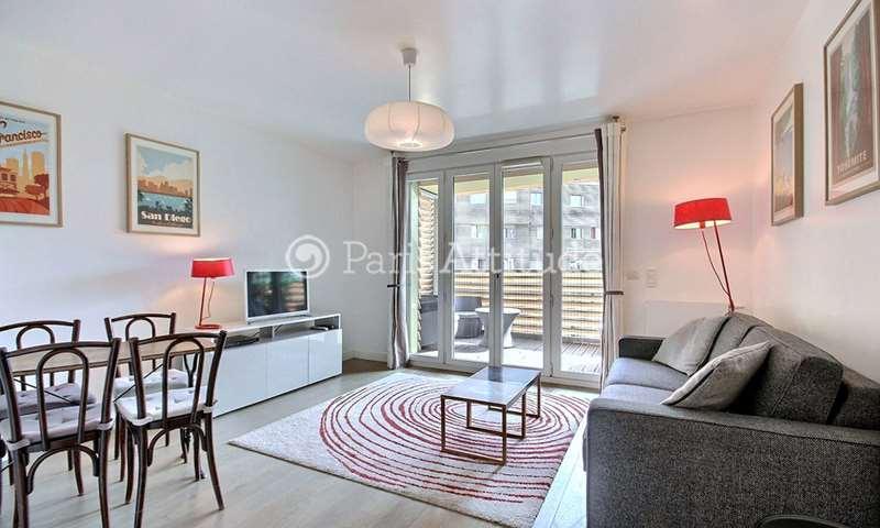 Rent Apartment 1 Bedroom 48m² boulevard de Grenelle, 15 Paris