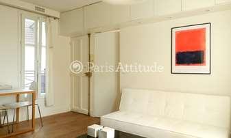 Rent Apartment 1 Bedroom 33m² rue Saint Andre des Arts, 6 Paris