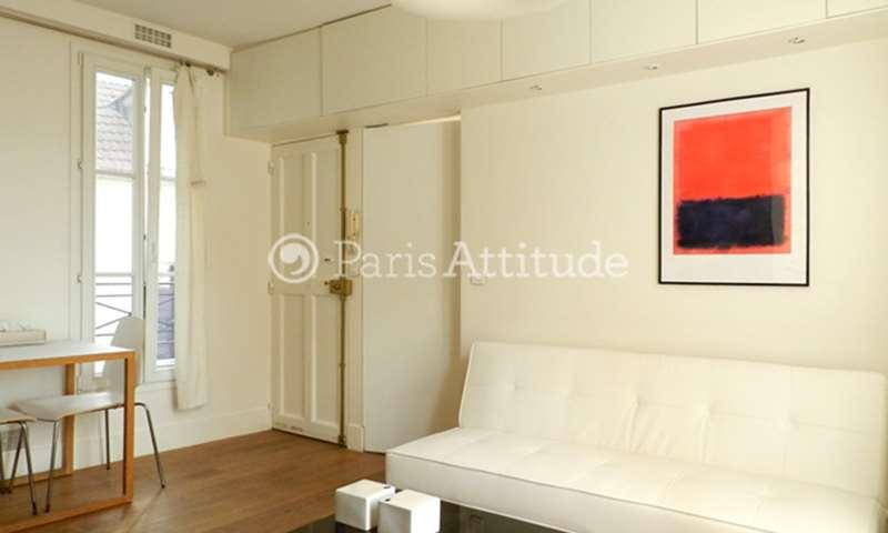 Rent Apartment 1 Bedroom 33m² rue Saint Andre des Arts, 75006 Paris