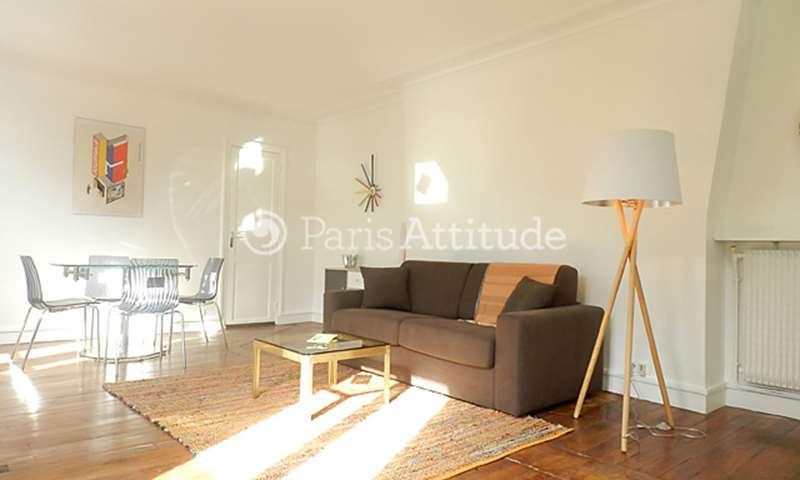 Rent Apartment 1 Bedroom 58m² quai de Jemmapes, 10 Paris