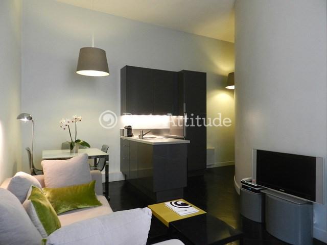 Rent Apartment 1 Bedroom 37m² boulevard Malesherbes, 75008 Paris