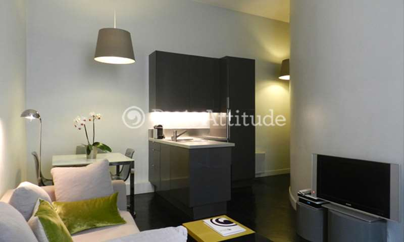 Rent Apartment 1 Bedroom 37m² boulevard Malesherbes, 8 Paris