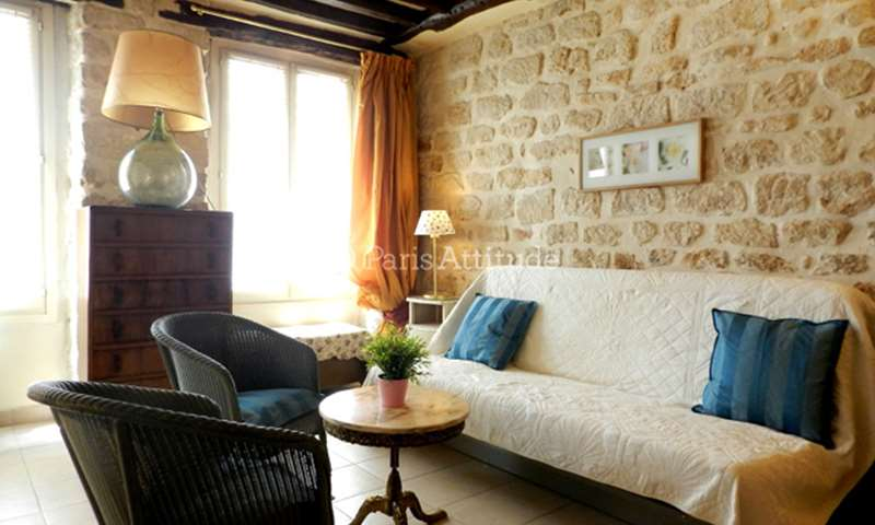 Location Appartement Studio 29m² rue Basfroi, 11 Paris