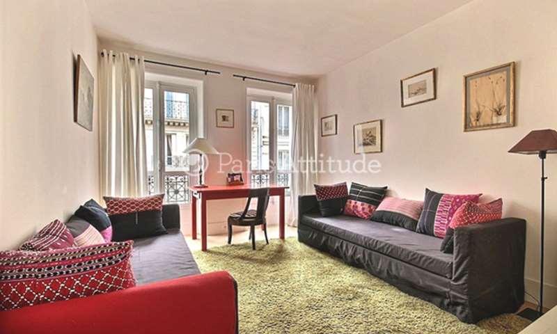 Location Appartement 1 Chambre 40m² rue Herschel, 75006 Paris