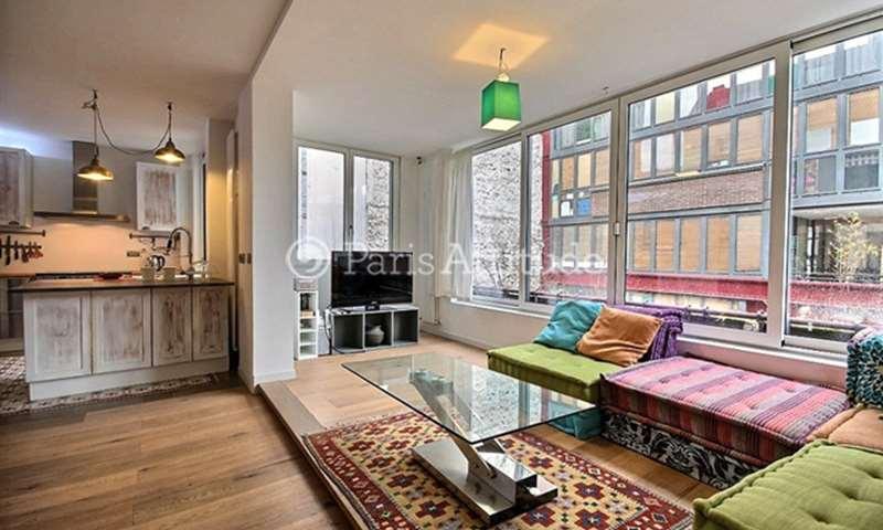 Location Appartement 2 Chambres 72m² rue de la Roquette, 75011 Paris
