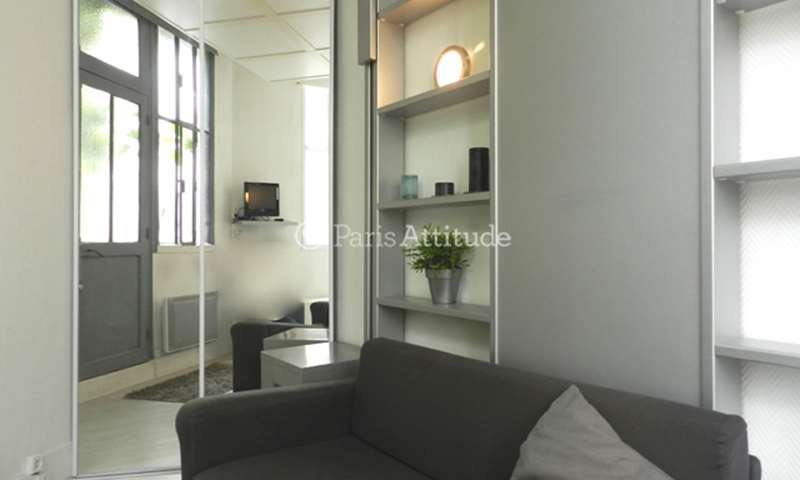 Rent Apartment Studio 18m² rue Daguerre, 75014 Paris