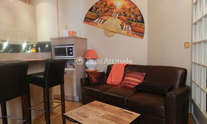 Rent Apartment 1 Bedroom 36m² rue Rennequin, 17 Paris