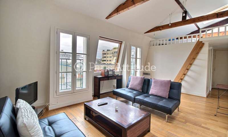Rent Apartment 2 Bedroom 64m² rue Surcouf, 75007 Paris