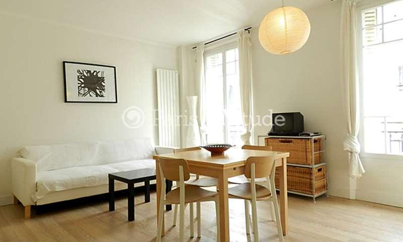 Rent Apartment 1 Bedroom 41m² rue Surcouf, 75007 Paris