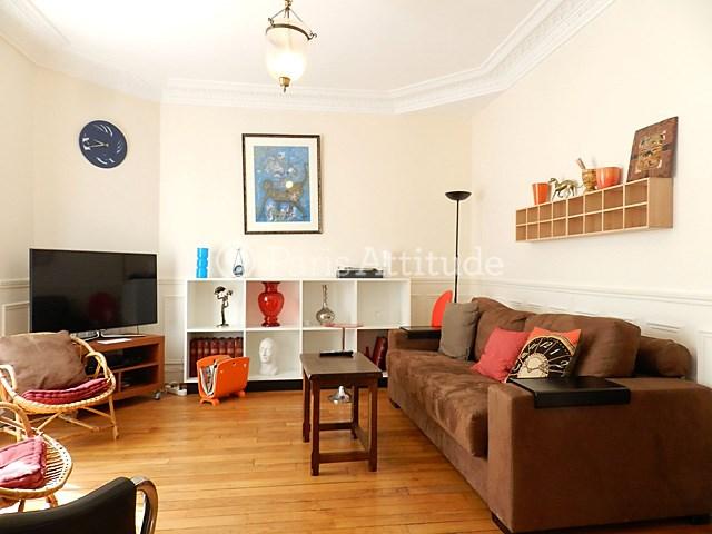 Rent Apartment 2 Bedroom 70m² rue de Lourmel, 75015 Paris