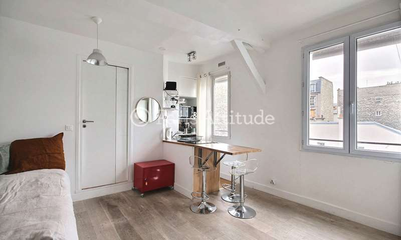 Rent Apartment Studio 20m² rue Popincourt, 11 Paris