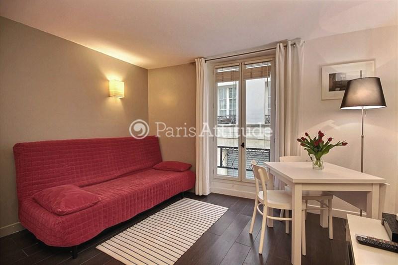 Rent Apartment Studio 16m² rue Maître Albert, 75005 Paris