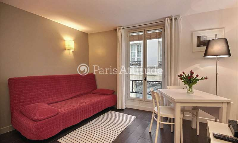 Rent Apartment Studio 16m² rue Maître Albert, 5 Paris