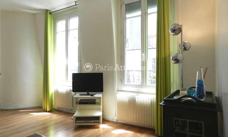 Aluguel Apartamento 1 quarto 37m² rue de Chaillot, 75016 Paris