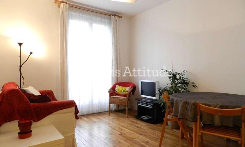 Rent Apartment 1 Bedroom 41m² rue Leriche, 15 Paris