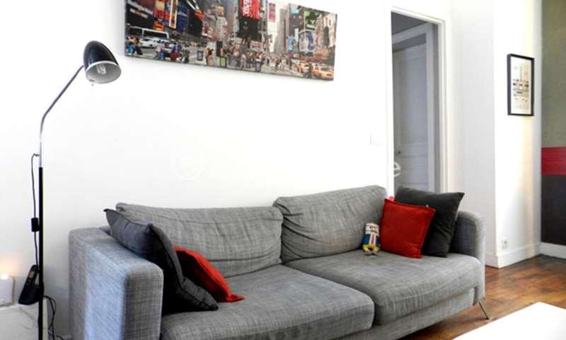 Aluguel Apartamento 1 quarto 40m² rue Coysevox, 75018 Paris