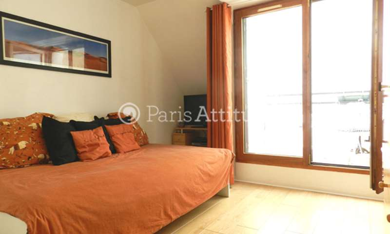 Rent Apartment Studio 30m² rue Simonet, 75013 Paris