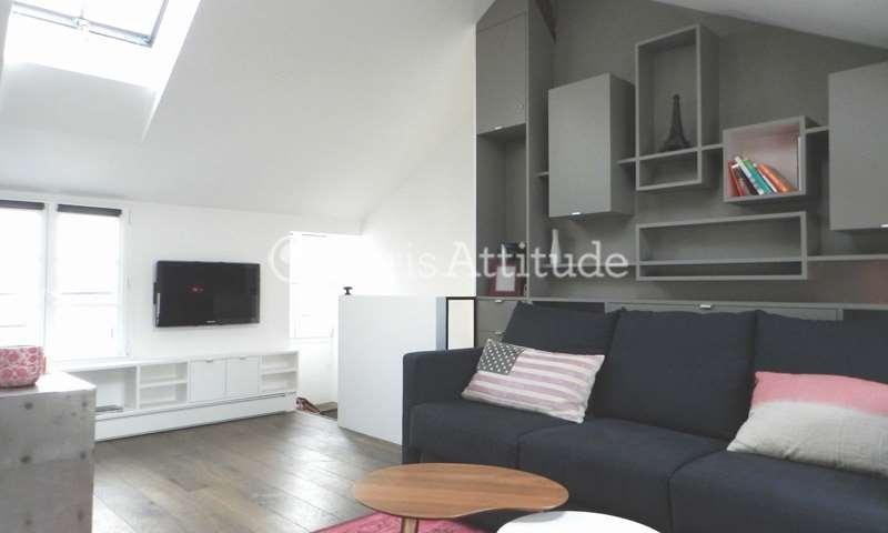 Location Appartement Studio 22m² rue Michel Le Comte, 3 Paris