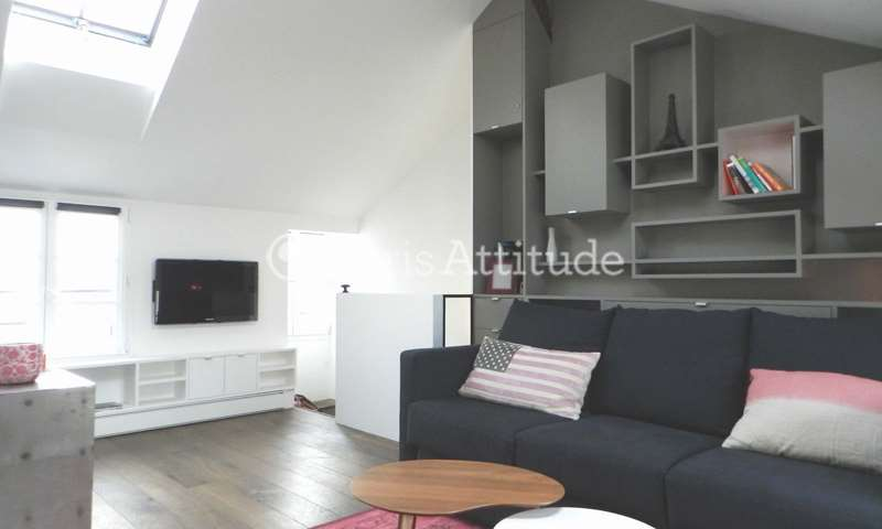 Rent Apartment Studio 22m² rue Michel Le Comte, 75003 Paris